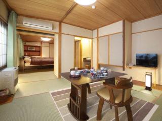 ツインベッド和室15畳《特別室》